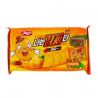 나는 감자다 바베큐맛 90g