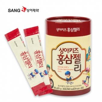 상아제약 상아키즈 홍삼젤리 20g*30포 (업체별도 무료배송)