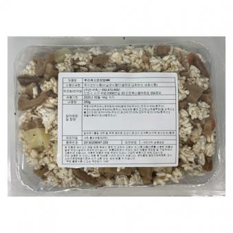 뿌리채소 영양밥 250g x 10팩 (업체별도 무료배송)