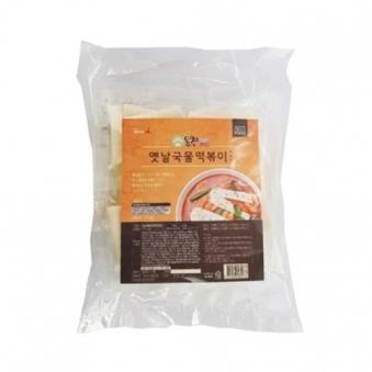 몽쿡 옛날국물떡볶이 치즈맛 370g x 3개 (업체별도 무료배송)