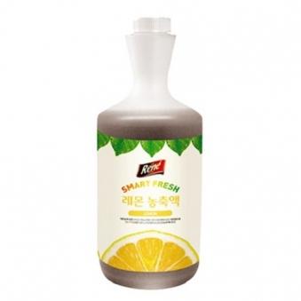 카페르네(Rene) 레몬 농축액 2kg