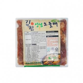 기막힌 양념오돌뼈 300g x 4개 (업체별도 무료배송)