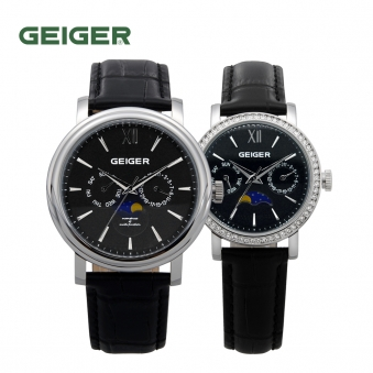 가이거 시계 GE 8017 WBBK(남성,여성) (업체별도 무료배송)