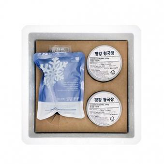 평강 청국장 200g*2개 (업체별도 무료배송)