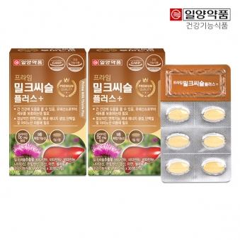 일양약품 프라임 밀크씨슬 플러스 30정 x 2박스 (업체별도 무료배송)