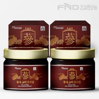 삼성제약헬스케어 황제 고려홍삼정 300g 2세트 (업체별도 무료배송)
