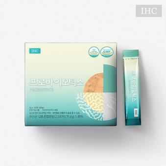 IHC 프로바이오틱스 유산균 1개월분 2g*30포 (업체별도 무료배송)