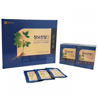 종근당건강 장뇌산삼 80ml x 60포 (업체별도 무료배송)