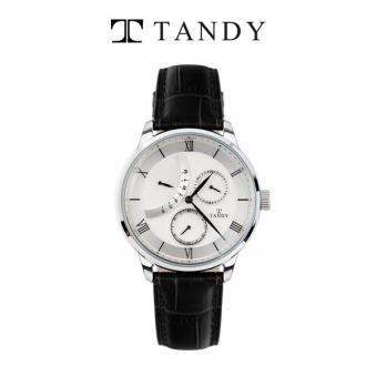 [탠디] T-1571 SWB 멀티가죽 손목시계 (업체별도 무료배송)