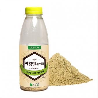 [착한농부] 국내산 귀리와 서리태로 만든 아침엔쉐이크 50g x 6개입 (업체별도 무료배송)