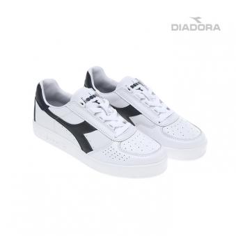 [8/19 순차배송] [Diadora/디아도라] DS170595H1 비엘리트 운동화(화이트블루데님) (업체별도 무료배송)