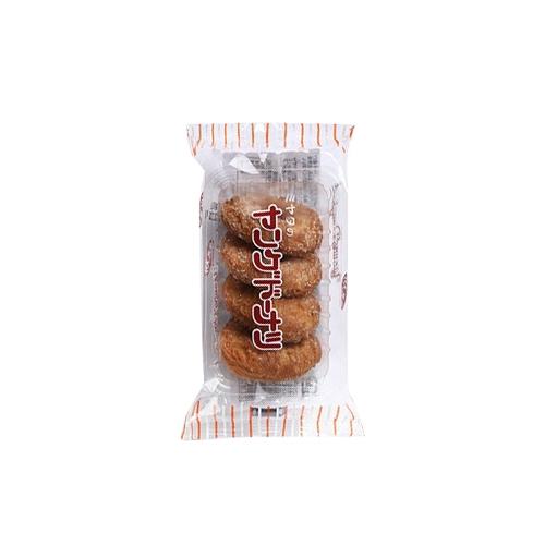 [다다익선] 미야타제과 미니 도넛 영도넛 40g*10봉지 x 2박스 (업체별도 무료배송)