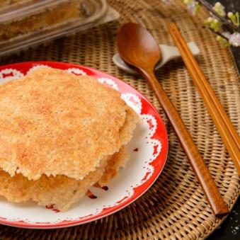 가마솥에 구워낸 구수하고 바삭한 누룽지 1kg (업체별도 무료배송)