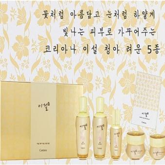 코리아나 이설 청아 려운 5종세트 (업체별도 무료배송)