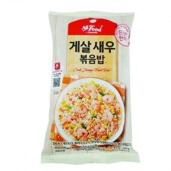 게살새우 볶음밥 300g x 20개 (업체별도 무료배송)