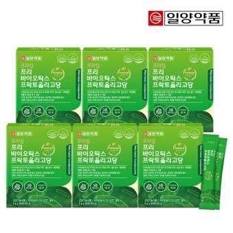 [일양약품] 프라임 프리바이오틱스 프락토올리고당5g*30포 x 6박스 (업체별도 무료배송)