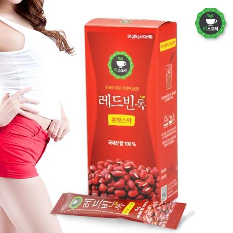 레드빈톡 국내산 팥100% 5g*30포 (업체별도 무료배송)