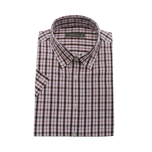 더셔츠스튜디오 반소매 피트셔츠 TD45F6129(PINK) / 95사이즈 (업체별도 무료배송)