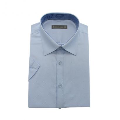더셔츠스튜디오 반소매 피트셔츠 TD48FB205(BLUE) / 95사이즈 (업체별도 무료배송)