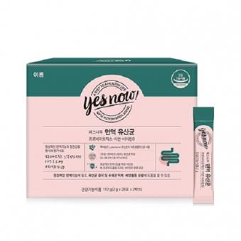 이롬 예스나우 면역 유산균 2g x 28포 (업체별도 무료배송)