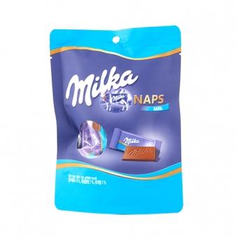 밀카 냅스 밀크 초콜릿 112g  x 20봉(1박스) (업체별도 무료배송)