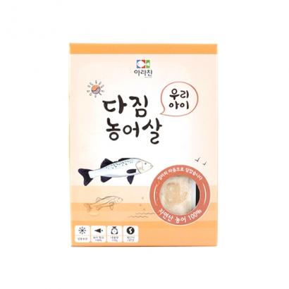 [4시마감] 아라찬 다짐농어살 110g x 4개 (업체별도 무료배송)