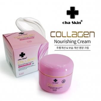 차스킨 콜라겐크림 100g (업체별도 무료배송)