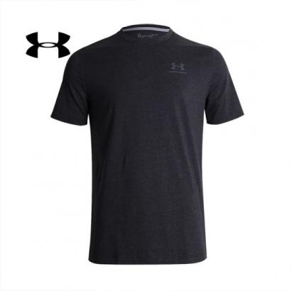[언더아머] 남성 차지 코튼 티셔츠 1257616-001 (업체별도 무료배송)