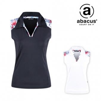 아바쿠스골프 여성 드라이쿨 민소매 셔츠 AG9M2677 (업체별도 무료배송)