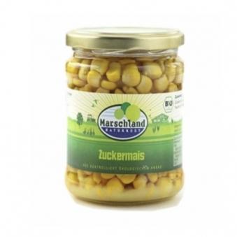 마쉬랜드 유기농 옥수수콘 330g / 220g (고형량)