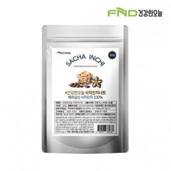 FND건강한오늘 사차인치너트 300g (업체별도 무료배송)