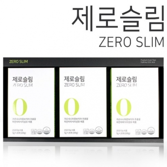 제로슬림 가르시니아 캄보지아추출물+차전차피식이섬유 3팩x2박스 (업체별도 무료배송)