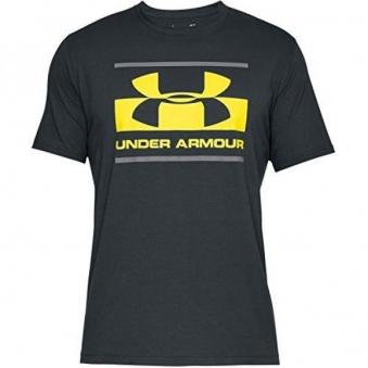[언더아머] 남성 UA 블록 스포츠스타일 로고폴로 반팔티셔츠 1305667-016 (업체별도 무료배송)