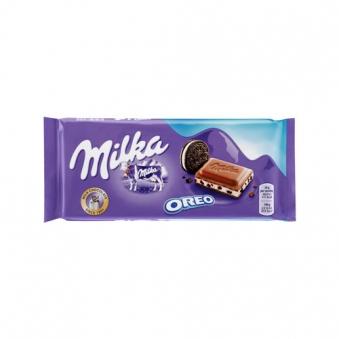 밀카 초콜릿 오레오 100g x 22입 (업체별도 무료배송)