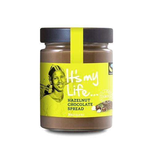 [잇츠마이라이프] [1+1] 유기농 헤이즐넛 초콜릿 스프레드 270g (업체별도 무료배송)
