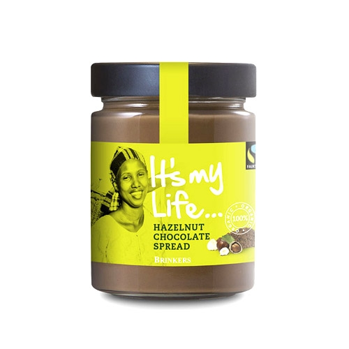 [잇츠마이라이프] 유기농 헤이즐넛 초콜릿 스프레드 270g (업체별도 무료배송)