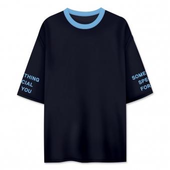 썸씽 롱5부 티셔츠 (업체별도 무료배송)