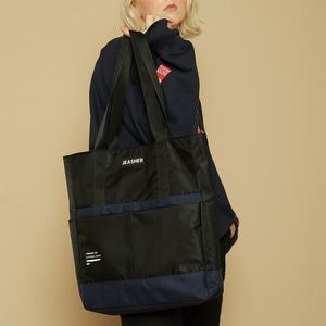[제이아셀] PLAIN BAG (블랙) (업체별도 무료배송)