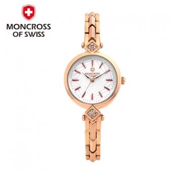 [몽크로스] MS8451 여성손목시계 Blue/Rosegold/White 택1 (업체별도 무료배송)
