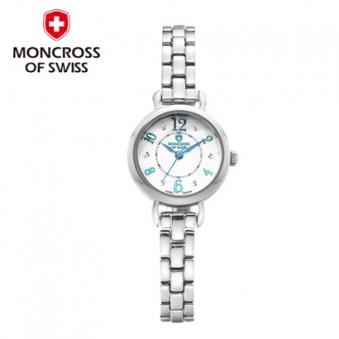 [스위스 몽크로스] MS8450 여성손목시계 Blue/Rosegold/Pink 택1 (업체별도 무료배송)