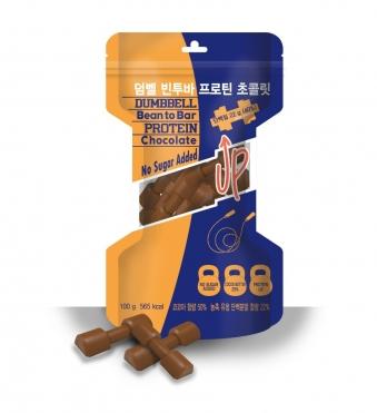 덤벨 빈투바 프로틴 초콜릿 100g x 2개 (업체별도 무료배송)