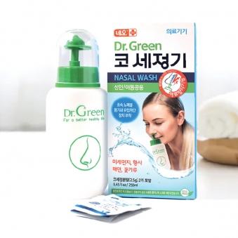 네오메디칼 닥터그린 코세정기 세트 (업체별도 무료배송)