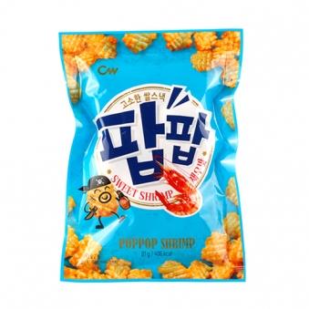 청우팝팝 새우맛 81g