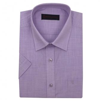 로베르따 일반핏 바이올렛 무지 반소매 셔츠 RI2305_4(바이올렛) (업체별도 무료배송)