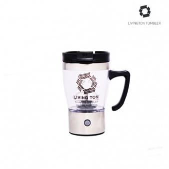 오토믹스 리빙톤텀블러 400ml (스테인레스) (업체별도 무료배송)