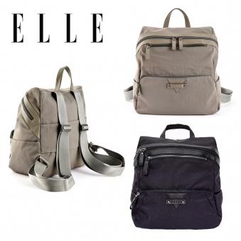 [ELLE] 엘르 뉴 라일라백팩 블랙/그레이 택1 EF55801 (업체별도 무료배송)