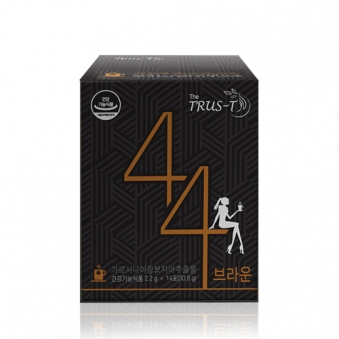 44다이어트 브라운(우엉차) 2.2g*14포 (업체별도 무료배송)