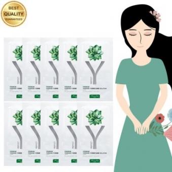 퍼펙트 와이 프리미엄 여성청결제 6g x 10개 (업체별도 무료배송)
