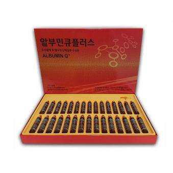 [삼성제약] 알부민Q플러스 (20ml X 30vial) (업체별도 무료배송)
