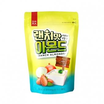 [주말특가] 랜치맛 아몬드 180g